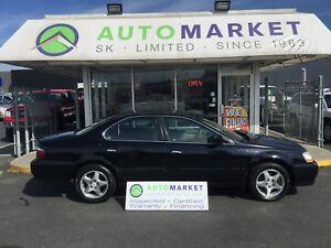 2003 Acura TL 3.2TL leather! Sunroof! Finance it!
