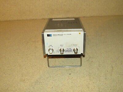 Hewlett Packard Agilenthp 8447d 0.1-1300 Mhz Amplifier - Am1