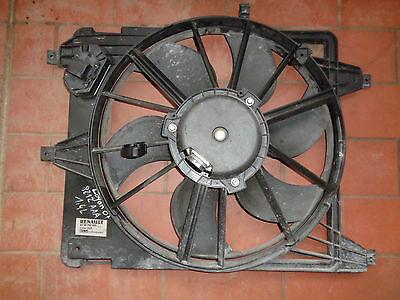 Ventilateur Blowers + ENCADREMENT moteur extérieur 8200702959 DACIA LOGAN (LS)