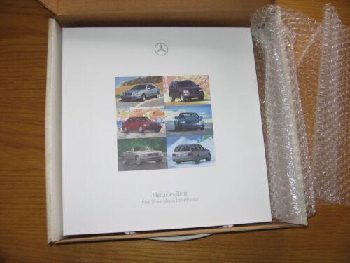 1998 Mercedes Benz Press Kit