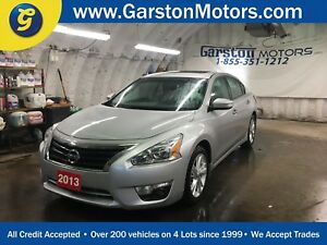 2013 Nissan Altima SL**LEATHER*POWER SUNROOF*BOSE AUDIO*HEATED F