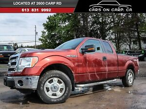 2014 Ford F-150 XLT SuperCab 6.5-ft. Bed 4X4