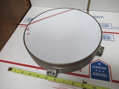 Huge Zerodur Mil Spec Concave 6 Fl Optical Mirror Optics As Pictured Te-4-04