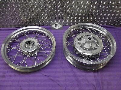 Speichenfelgen 2,5x18 /4,25x18 Spoke wheels Honda CB 750/900/1100 F CBX 1000 CB1