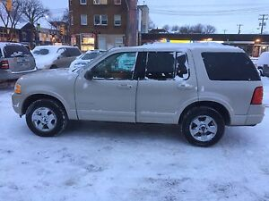 2005 FORD EXPLORER 4X4 CLEAN TITLE