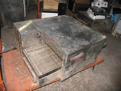 Blodgett Mt1828eaa Electric Conveyor Pizza Oven 28 1 Phase Single Deck 220 V