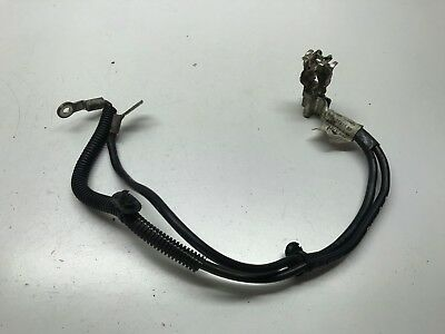 PEUGEOT 308 2008-13 1.6HDI Battery Negative Terminal Earth Lead Cable 9661191580
