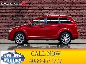 2016 Dodge Journey 2016 Dodge Journey AWD R/T 3rd Row Leather BC