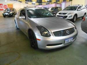 2003 Nissan Syline 350GT 3.5L V6 Man - 2 Door Coupe Wangara Wanneroo Area Preview