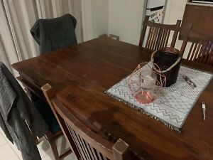 Free Dining Table Chairs