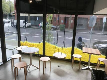 Great Cafe for rent within CBD just across QVM with low rent