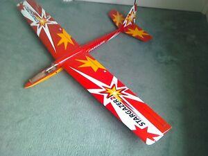 RC MODEL AIRCRAFT: STARGAZER 2 SLOPE SOARER GLIDER