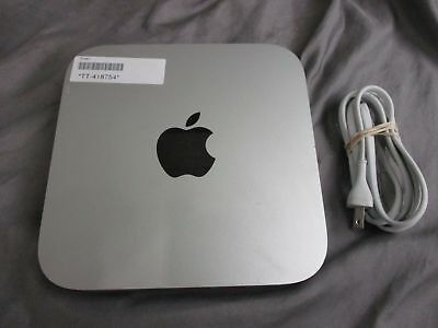 Used, Apple A1347 Mac Mini Intel Core i7 2.60GHz 16GB 250GB Flash Storage  Desktop for sale  San Jose