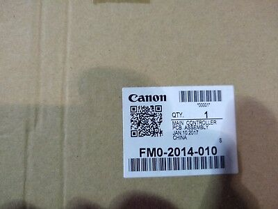 Canon Fm0-2014-010 Finisher Controller Pcb For J-1 Booklet And Stapler Finishers