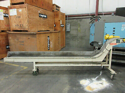Storch 10 X 10 Magnetic Chip Conveyor