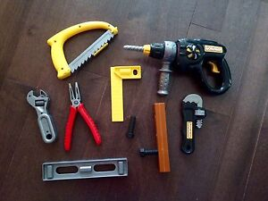 Mint condition tool set