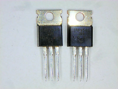 Irf9540 Original Ir Mosfet Transistor 2 Pcs