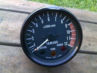 <em>YAMAHA</em> RD200 TACHOMETER  REV COUNTER