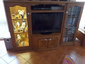 TV and storage unit Murrumba Downs Pine Rivers Area Preview