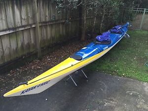 Mirage 730 double sea kayak Beecroft Hornsby Area Preview