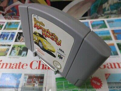 Nintendo 64 N64:Beetle Adventure Racing [TOP & 1ERE EDITION] Fr