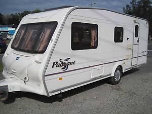 2003 Bailey Pageant Family Caravan, 2x Bunk Caravan, Full Ensuite Coffs Harbour Coffs Harbour City Preview