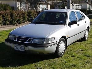 1995 Saab 900 Hatchback Narrabundah South Canberra Preview