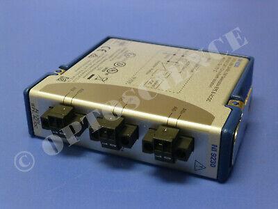 National Instruments Ni 9230 Cdaq Sound And Vibration Input Module