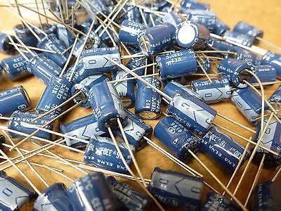 20pcs Elna 330uf 16v Japan Elna Re2.audio Capacitor
