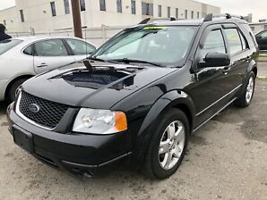 **FORD FREESTYLE LIMITED**AWD** FULLY LOADED**CERTIFIED**
