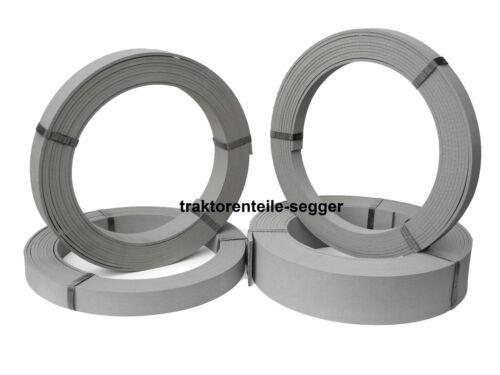 Bremsband Meterware Bremsbelag 30 x 4 Handbremse Handbremsbelag Fußbremse Deutz  Foto 1