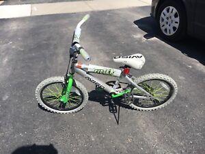 WOW!  LIKE NEW!  Boys bike