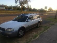 2000 Subaru Outback Wagon Cessnock Cessnock Area Preview