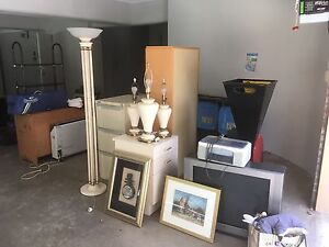 Household goods. Lane Cove Lane Cove Area Preview