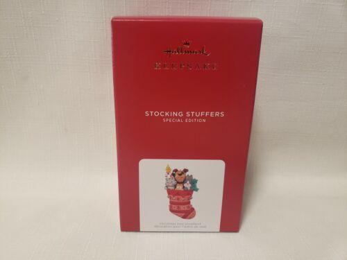 Hallmark 2021 Stocking Stuffers Special Edition Repaint Ornament