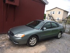 2007 Ford Taurus SEL 4 door Sedan ;155000klms 3995.00