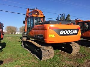 NEW DOOSAN DX225LC-5 (22.5 TON)-0% for 60 OR 5YR/7500HR WARR Kingston Kingston Area image 3