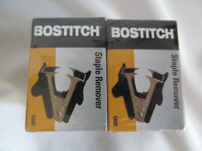 Lot Of 6 New Staple Removers - Bostitch 6 Pack 37