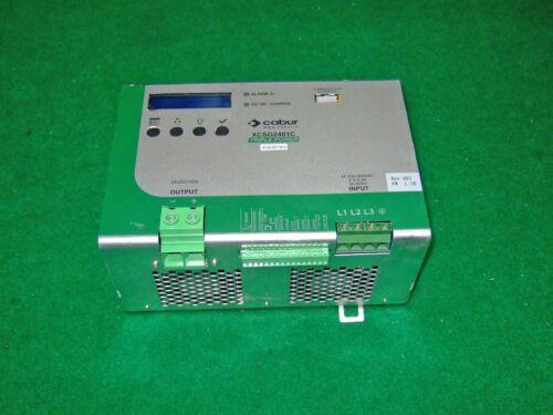 Cabur Xcsg2401c Triple Power Supply,dc 24v 100a