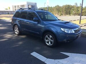 MY09 Subaru Forester XT Premium Mountain Creek Maroochydore Area Preview