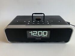 iHOME Ipod Dock IHOME iD92 Alarm Clock Radio Ipod Dock IHOME Ipod Clock