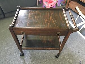 Antique Tea Trolley Belmont North Lake Macquarie Area Preview