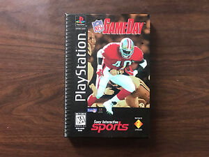 GameDay PlayStation Game