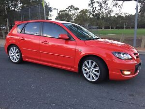 2008 Mazda3 MPS hot hatch Gowrie Tuggeranong Preview