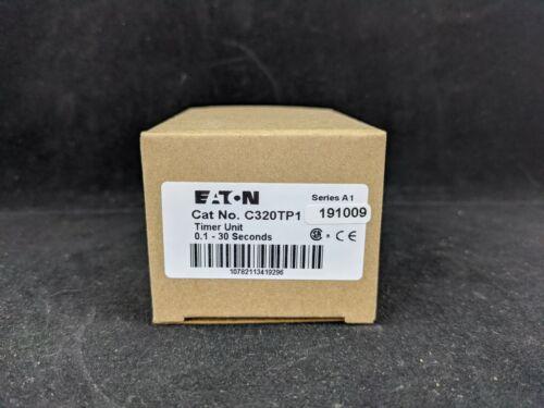 Eaton C320TP1 Top Mount Timer Unit Timing Module