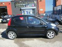 Peugeot 107 by Grange Car Sales, Manchester, Greater Manchester