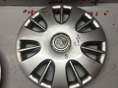 VAUXHALL CORSA D 15 INCH 1X ALLOY WHEEL TRIM 2006>2014 #411.2