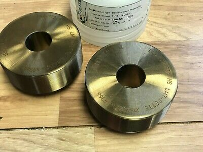 New Set Of Fette Thread Rolling Dies 1116 - 244