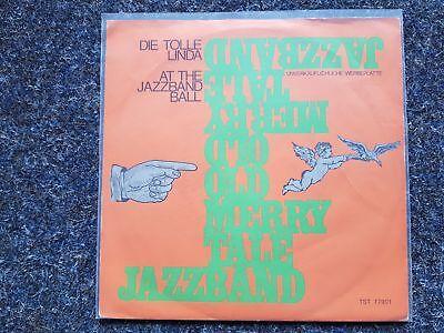 Old Merrytale Jazzband - Die tolle Linda 7'' Single