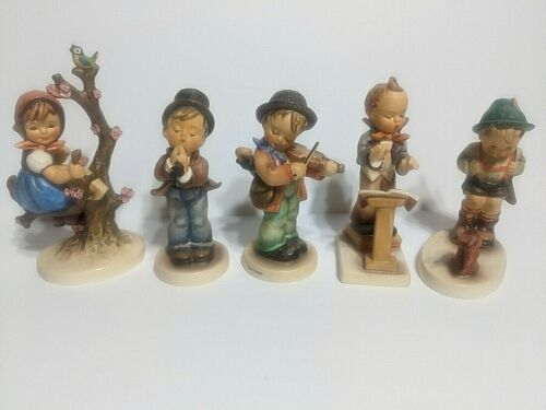HUMMEL FIGURINES - LOT OF 5 - GREAT CONDITION !!!